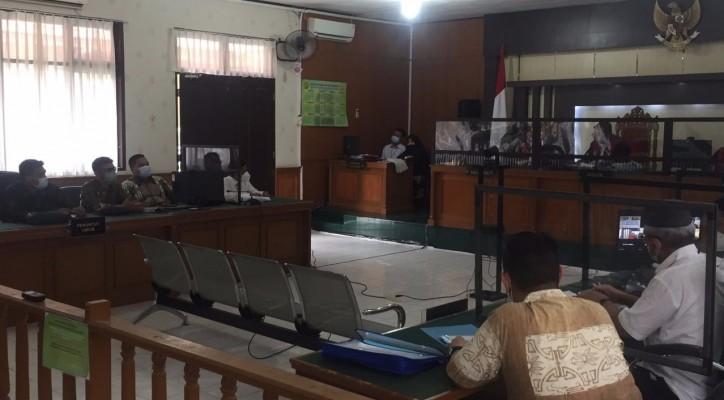 Majelis Hakim Tolak Seluruh Keberatan Para Tergugat,Gugatan Limbah TTM Blok Rokan