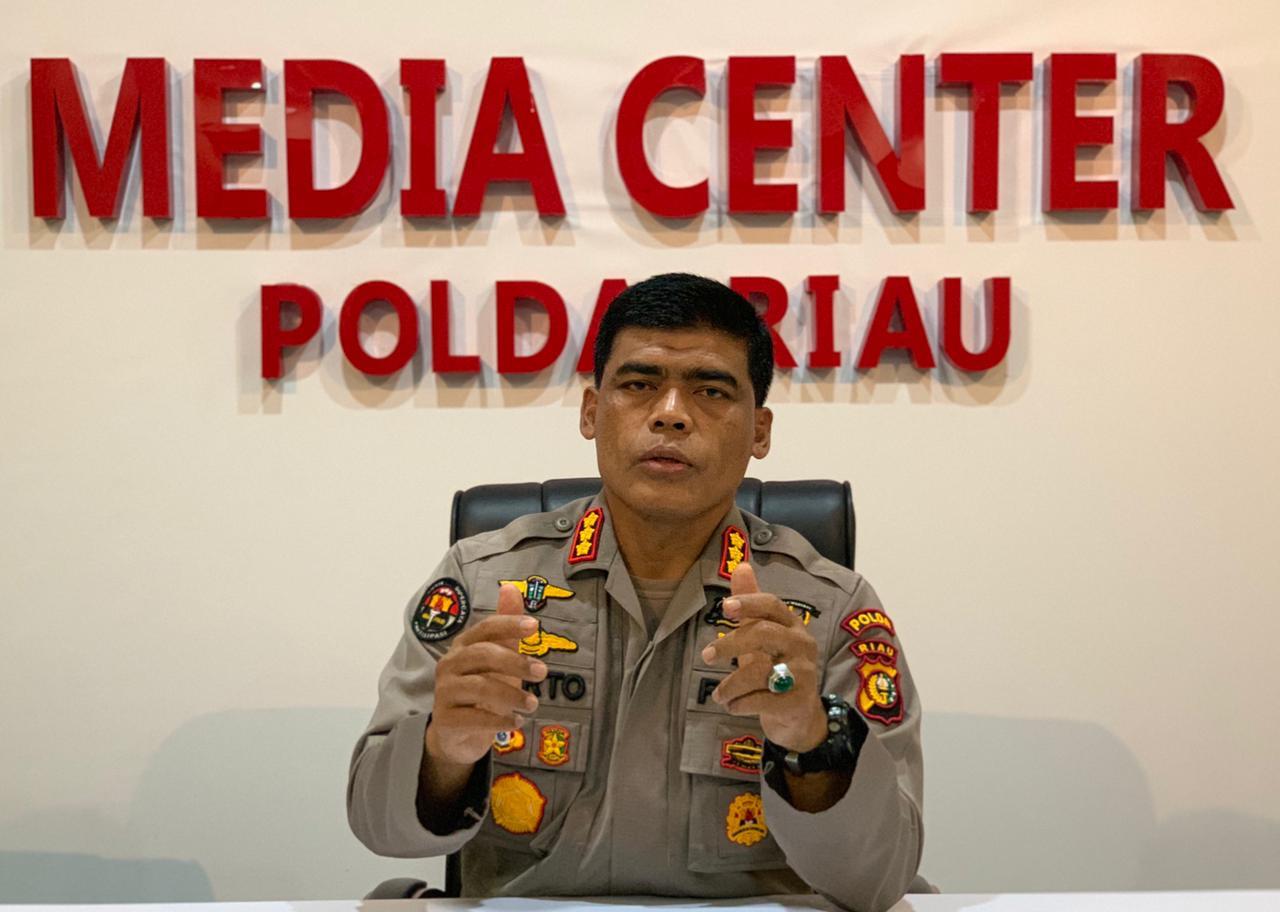 Kabid Humas Polda Riau : Setiap Personel Polri Wajib Bertindak Secara Profesional