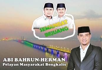 Berharap,AMAN Bisa Memulai Bangun Jembatan Penyambung 4 Kabupaten