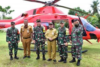 Mayjen TNI R.Tjahja Komaro Apresiasi Pemkab Bengkalis