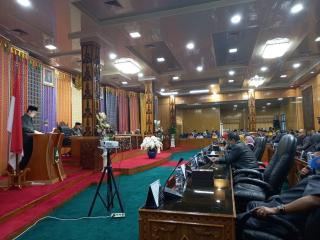 Pandangan Fraksi PKS Soroti Kinerja Pemda Bengkalis
