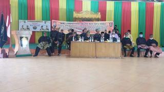 Pengurus LAMR Kota Dumai siap Deklarasi mendukung KPU dan Bawaslu dalam pilkada serentak