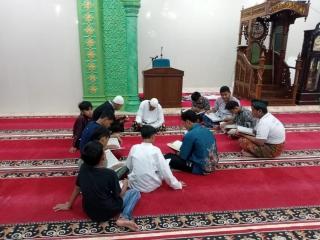 Lembaga Jemad Gelar Lomba Tadarus di Masjid Darussalam