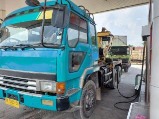Tim Krimsus Tangkap Truk Derek Berkapasitas Tangki 450 Liter,Langsir BBM Subsidi Untuk Kebutuhan Ind
