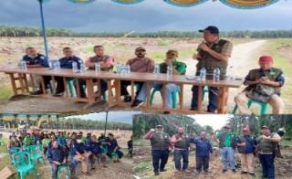 PT PPI Siap Tampung Hasil Sawit dan Jagung BUMP Trans Agro Lestari