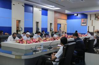 Kunjungan Kerja (Kunker) Komisi IV DPRD Riau ke Kabupaten Rokan Hulu (Rohul)