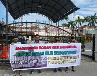Mahasiswa Minta Polda Riau Usut Dugaan Ijazah Palsu Asri Auzar dan Afrizal Sintong