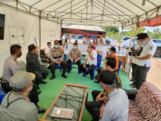Pemkab Kampar Siapkan Empat Posko Penyekatan Peniadaan Mudik 2021