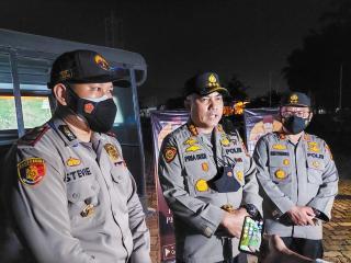 Kapolresta Pekanbaru Launching Aplikasi Tanjak Polresta Pekanbaru