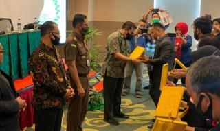 DPD Riau SPRI Sukses Gelar Seminar Menghapus Praktek Monopoli Belanja Iklan di Media