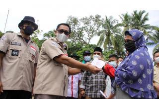 TLCI Chapter 2 Riau Berbagi,Santuni Anak Yatim Dan Fakir Miskin Di Siabu Kampar
