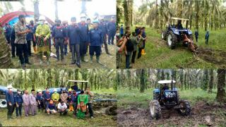 Kuansing Menggeliat, Bupati Kuansing Launching PSR di KUD Tupan Tri Bhakti