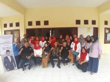 Bakti Sosial Donor Darah Kelurahan Kota Baru Bersama Kasir Dewan DPRD Riau