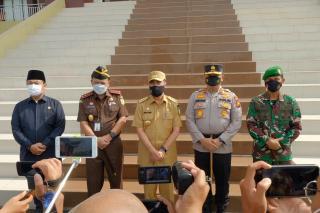 Gelar Operasi Ketupat Lancang Kuning 2021-Irjen Agung : Polda Riau Kerahkan 1200 Personel Pengamanan