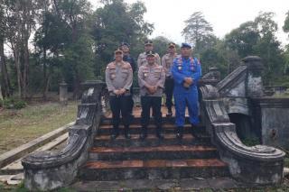 Wakapolda Kepri Melakukan Kunjungan Kerja Ke Kabupaten Lingga