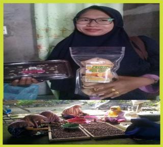 Si Dewi Biji Getah,Lolos ke Tingkat Nasional Mewakili Provinsi Riau