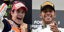 Hamilton Ditantang Marquest Bermain Formula One