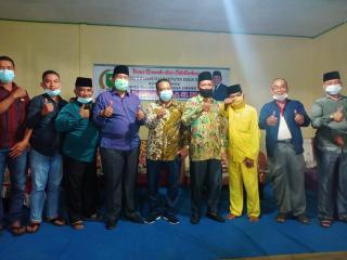 Fraksi PAN Provinsi Riau Reses Didesa Rambah Tengah Hulu.