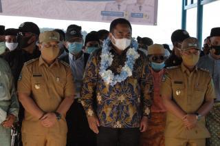 Rachmat Gobel Wakil DPR RI Kagum Keteladanan Bupati Lingga dan ketua yayasan
