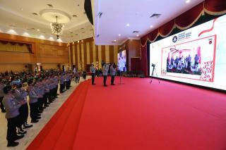 Kapolri Ajak Alumni Akpol Dari Semua Angkatan Bantu Percepat Vaksinasi Covid-19