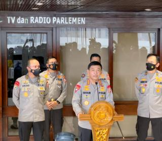Kapolri Pastikan Komjen Sigit Dikawal Senior-Junior Saat Fit and Proper Test