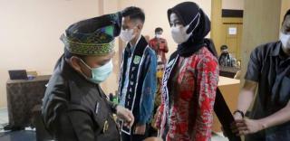 Wakil Bupati Siak Buka Giat Pembekalan Finalis Bujang dan Dara 2021