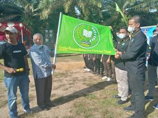 Pelantikan Pengurus Gerakan Pemuda Dan Mahasiswa Tambusai Timur (GPMTT) Periode 2021-2026 Resmi Dila