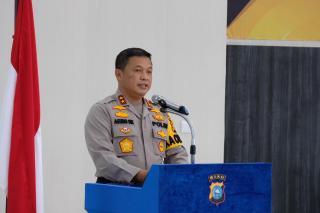 Polda Riau Gagas Dialog Interaktif bertema Riau Sejahtera, Polri Dan Masyarakat Menjaga