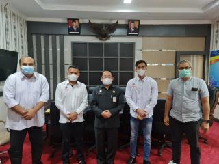 Ketua DPW RSI Riau Sebut Riau Kaya Alam,RSI Audensi di Pemkab Bengkalis Didampingi Sekwil