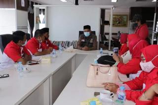 DPD LIRA Audensi Disambut Baik Wakil Walikota Pekanbaru