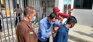 Terkait Pelabuhan Mangkrak, APRil,Adukan Kejari Rohil Ke Kejati Riau