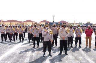 Polda Riau Targetkan Tekan Angka Kecelakaan Gelar Operasi