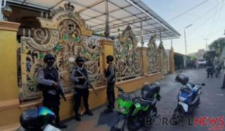 Grebek Kampung Narkoba di Pekanbaru,Polisi Turut Amankan Ratu Narkoba