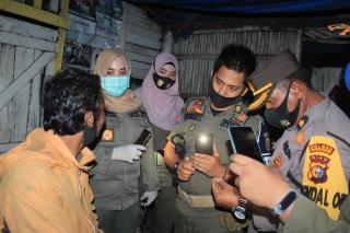 Polres Kuansing Laksanakan Operasi Pekat dan Cipta Kondisi