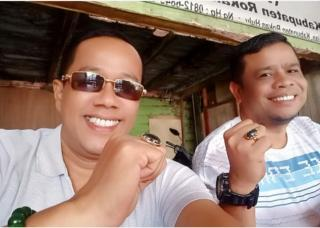 Ucapkan Selamat,Ketua DPC- AWI Rohul Yakin Ketua Foswar Terpilih Bisa Membawa Perubahan